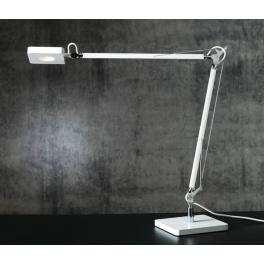 LightUp Madrid LED 8W. Vit. Dimmer