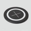 Axessline QI Wireless Laddare - Svart
