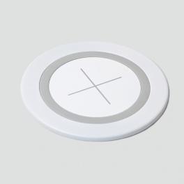 Axessline QI Wireless Laddare - Vit