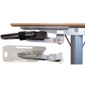 LiftLap CPU- & Laptop-Hållare. Silver