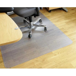 Chairmat Premium. Golvskydd utan pigg. 90 x 120 cm.