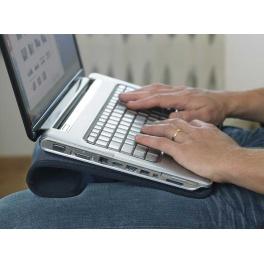 Laptopstöd COOL CHANNEL. Stöd och förvaring