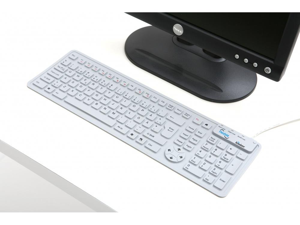 Ahaa Flexfold Midi Tangentbord. Vätsketätt - EDCON.SE Webshop 0bd4f1a654d3b
