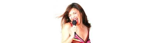 Karaoke-skivor Engelska